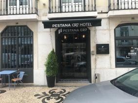 hotel de Christiano Ronaldo