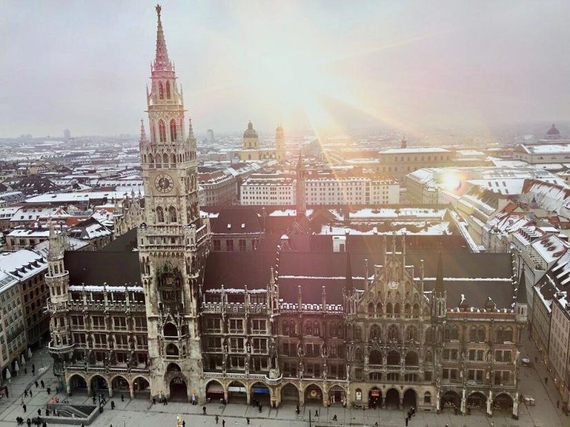 Les splendeurs bavaroises etAutrichiennes
