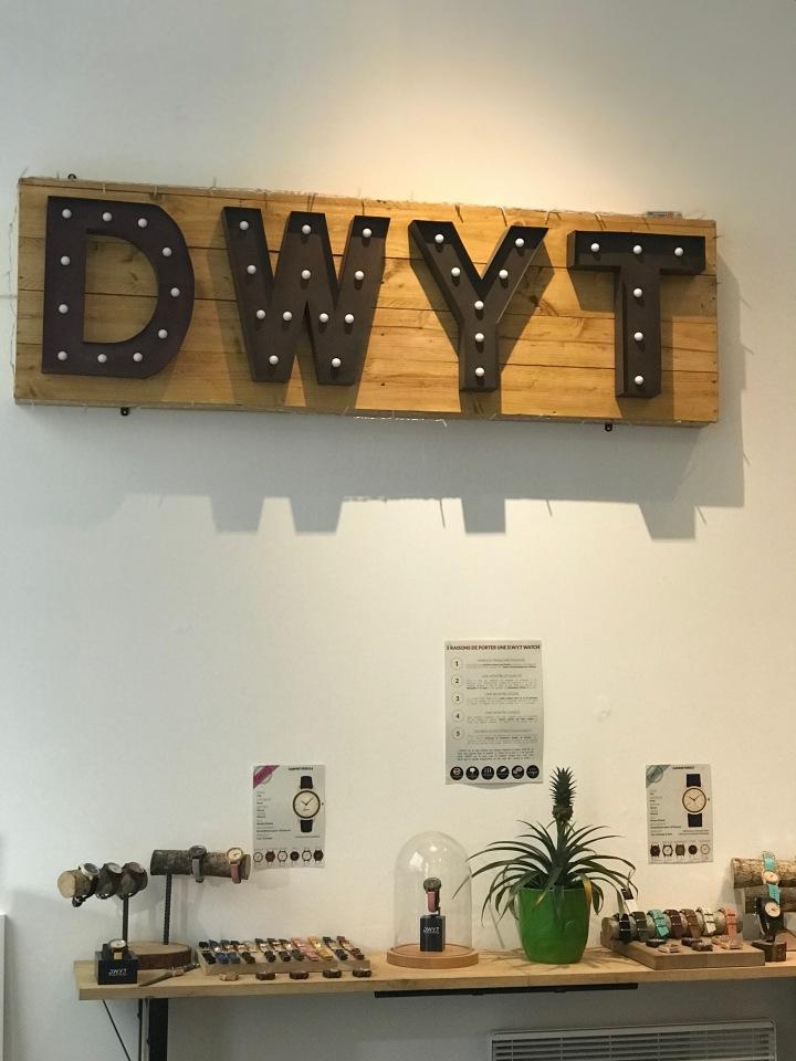 DWYT, une marque françaiseengagée