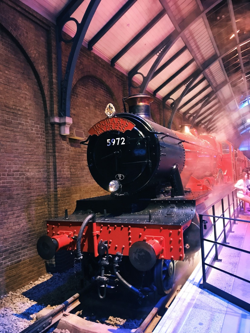 Welcome to the fabulous world of Harry Potter (studio deLondres)